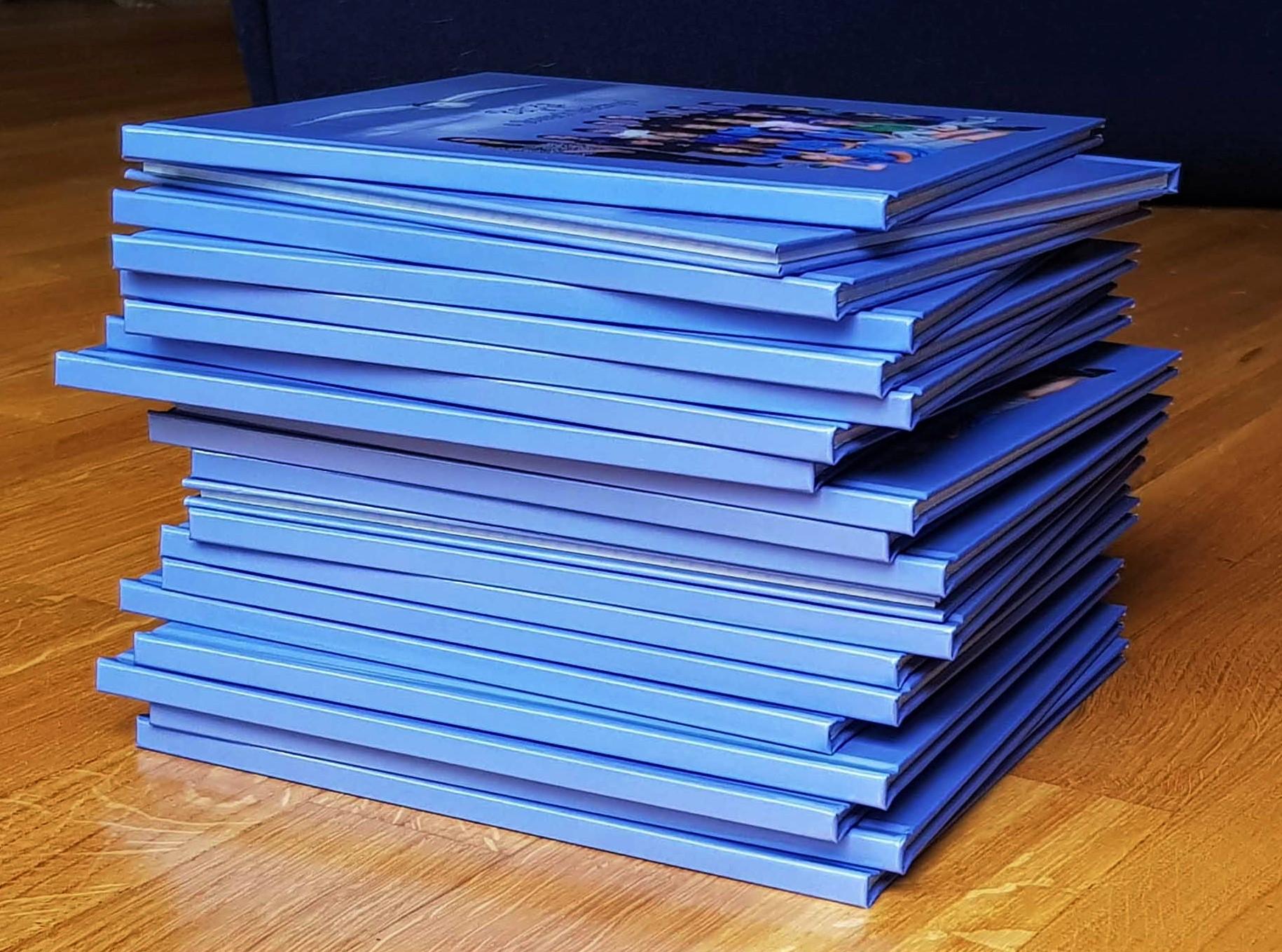 komplet książek-prezentów na zakończenie roku szkolnego